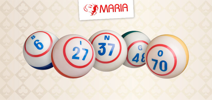 Maria Bingo - Boonused ja Pakkumised