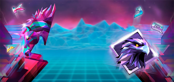 Optibet annab 50 tasuta spinni mängus Neon Staxx