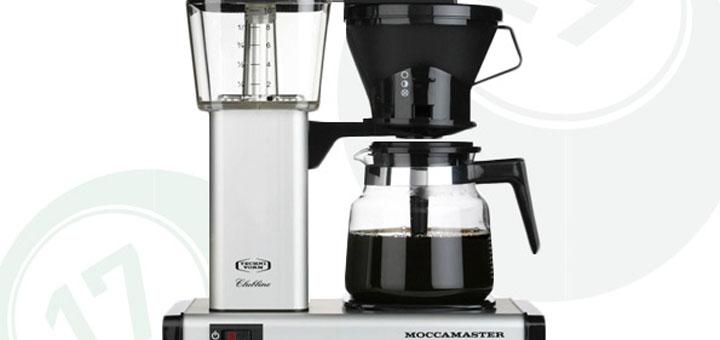 Paf loosib välja 4 Moccamaster'i kohvimasinat