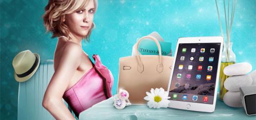 Unibeti uus mänguautomaat Bridesmaids - Võida iga nädal sularaha, Apple tehnikat või hoopis reis ja disaineri käekott