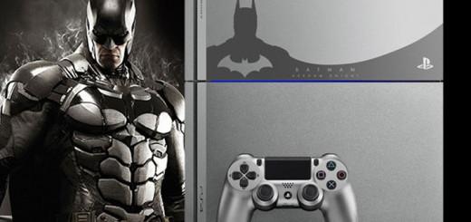 Paf Loosib Slot Mania kampaania raames välja Batman Limited Edition Playstation 4 mängukonsooli