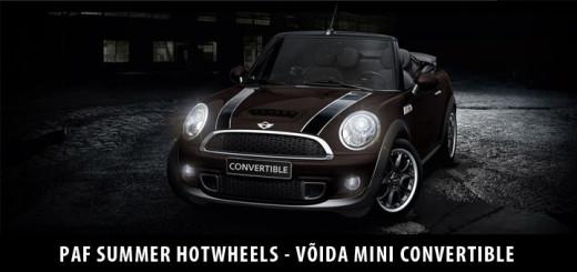 Paf Summer Hot Wheels - Võida Mini Convertible ja hunnik sularaha