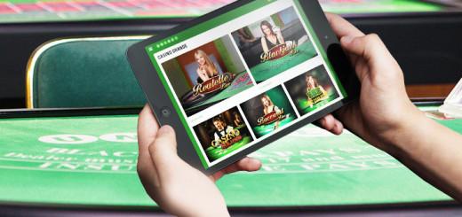 Unibet Live Kasiinos 4 kasiinoturniiri ja €50 000 loosimine