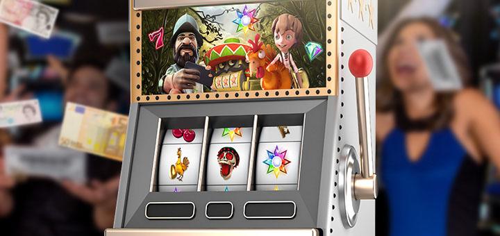 Unibetis toimub igal teisipäeval rahasadu - mängi ja võida päris raha!