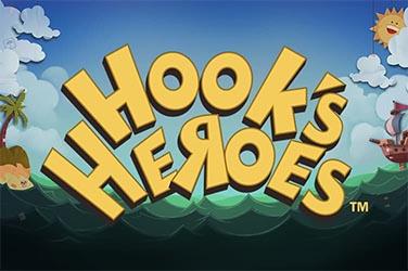 Hooks Heroes slot - mängi tasuta