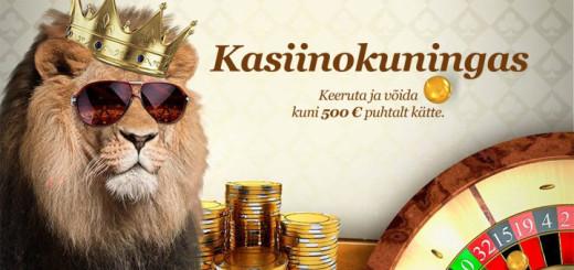 Keeruta tasuta Õnneratast ja võida kuni 500 eurot
