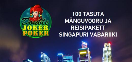 Võida reis Singapuri