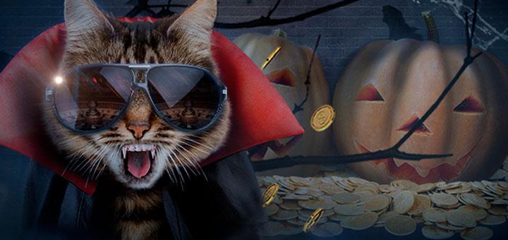 Maria Casino Halloweeni pakkumised