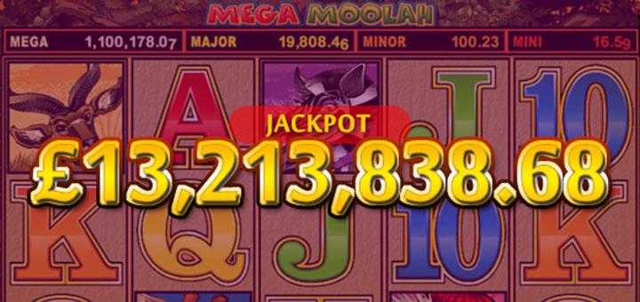 Netikasiinos võideti ligi 18 miljoni suurune jackpot
