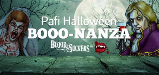 Paf Halloween BOOO-NANZA - tasuta keerutused ja €200 000 loos