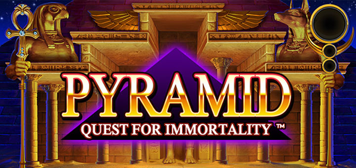 Pyramid Quest for Immortality tasuta spinnid