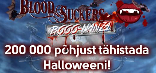 Tähista Halloweeni OlyBetis ja võida €200 000