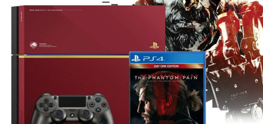 Võida Playstation 4 Metal Gear Limited Edition