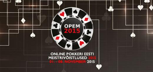 Online Pokkeri Eesti Meistrivõistlused 2015 - Tasuta Turniir