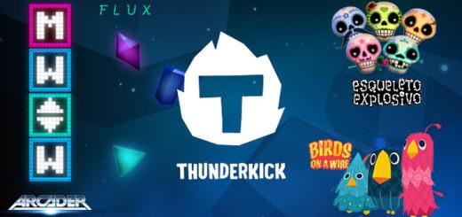 Chanz Kasiino uued mängud Thunderkick