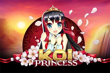 Koi Princess slot - mängi tasuta