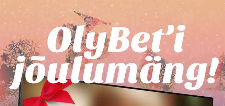 OlyBeti jõulumäng - võida auhindu iga päev