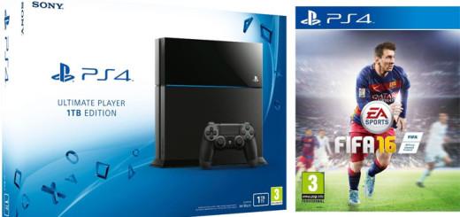 Paf spordiennustus - iga päev läheb loosi PS4 mängukonsoo ja FIFA 16