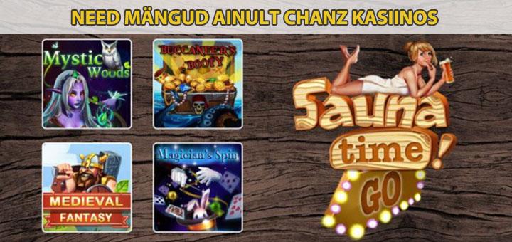 Uued eksklusiivsed Allwilds mängud ainult Chanz Kasiinos