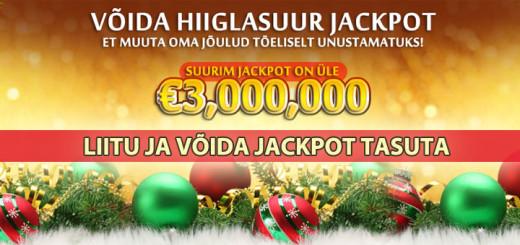 Võida Kingswin Kasiinos tasuta hiigelsuur jackpot