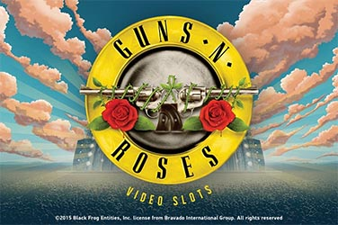 Guns N Roses online slot - mängi tasuta