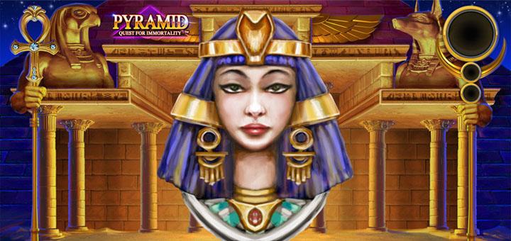 Pyramid Slot tasuta keerutused Paf kasiinos