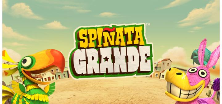 Spinata Grande tasuta spinnid Paf mänguportaalis