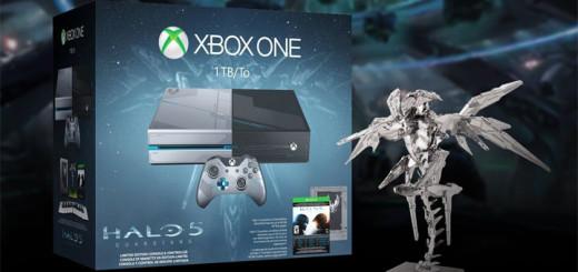 Võida eksklusiivne Xbox One Halo5 Limited Edition