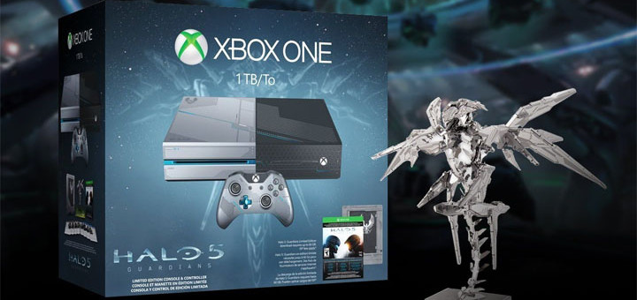 Võida eksklusiivne Xbox One Halo5 Limited Edition