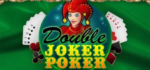 Double Joker Poker videopokkeri tasuta mänguvoorud Paf'is