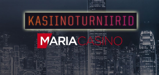 Maria Casino kasiinoturniirid