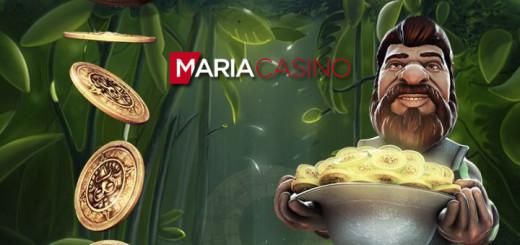 MariaCasino Gonzo's Quest tasuta spinnid