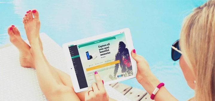 Paf Bingo Week - iPad Air tahvelarvuti loos