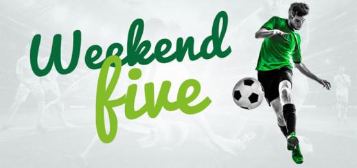 Paf Spordiennustus ja tasuta ennustusmäng Weekend Five