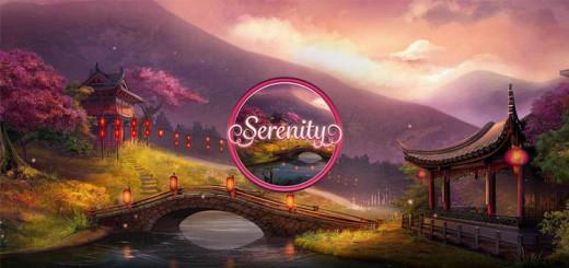 Paf uus mäng Serenity ja tasuta keerutused