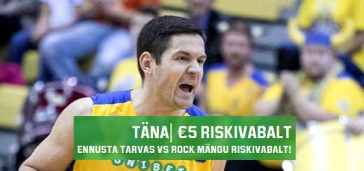 Tarvas vs Tartu Rock riskivaba ennustus