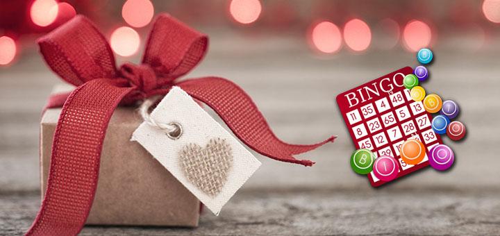 Unibet - Sõbrapäeva puhul tasuta bingopiletid