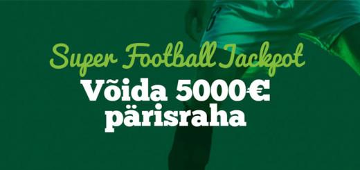 Võida tasuta ennustusmängus 5000 eurot