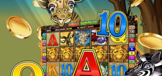 9 miljoni eurone Mega Moolah jackpot võib saada sinu omaks