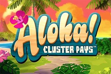 Aloha Cluster Pays online slot - mängi tasuta