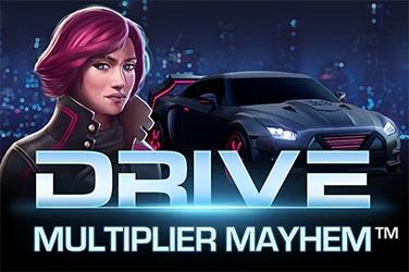 Drive Multiplier Mayhem slot - mängi tasuta