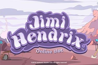 Jimi Hendrix online slot - mängi tasuta