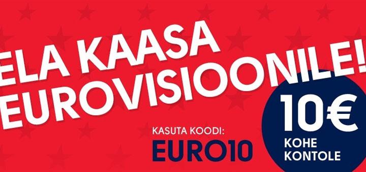 Eurovisioon 2016 finaal tasuta panus