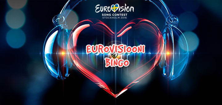 Eurovisiooni Bingo