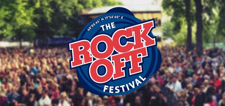Võida pilet Rockoff rockifestivalile
