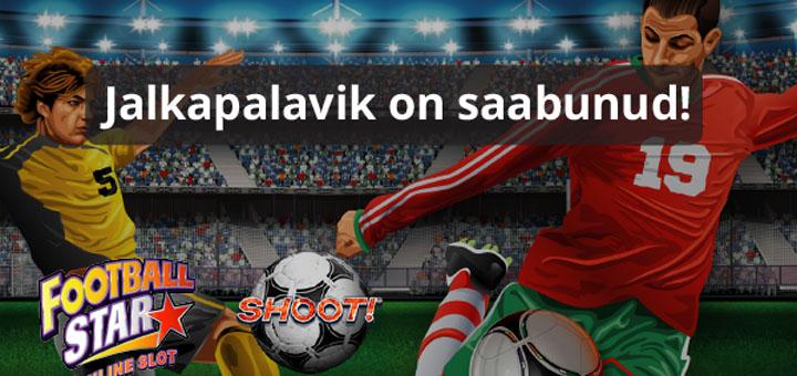 EURO2016 Jalgpallipalavik Chanz sotsiaalkasiinos