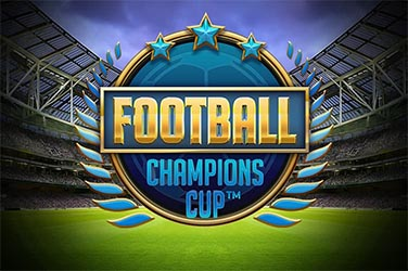Football Champions Cup slot - mängi tasuta