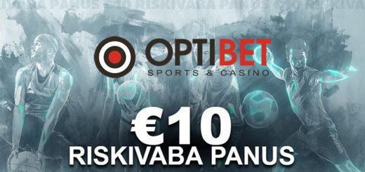 Optibet annab sõpruskohtumistele 10 eurose riskivaba panuse