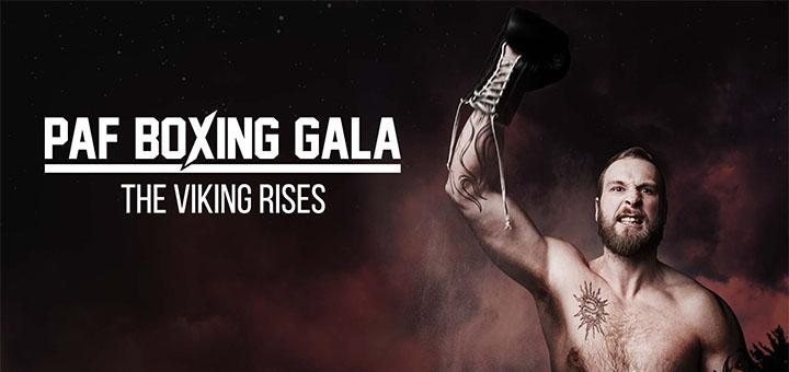 Võida Club Paf reis kahele Paf Boxing Galale