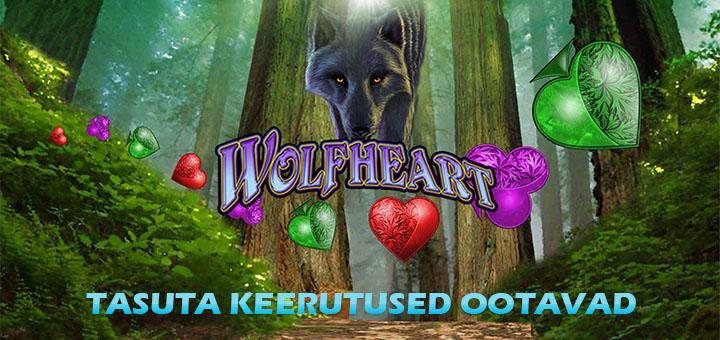 Wolfheart tasuta keerutused Paf mänguportaalis
